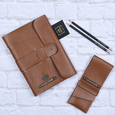 Personalised Diary, Pencil Case