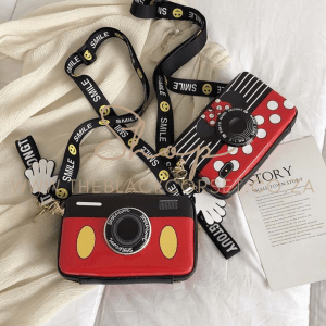 High Quality Clothes for Sales Online in South Africa Mickey & Mini Mouse Crossbody Bag