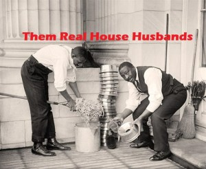 real house husbands logo