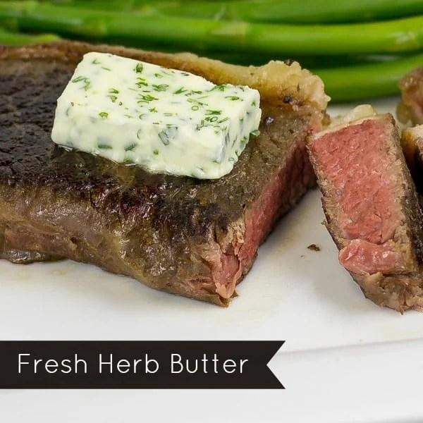 Herb Butter- text