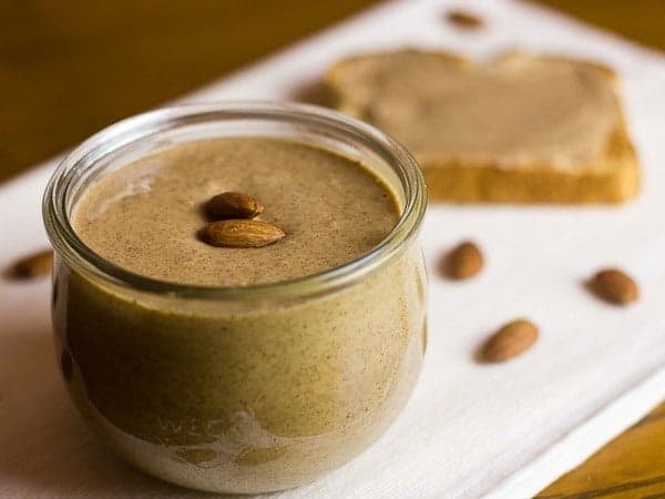 Homemade Almond Butter-6