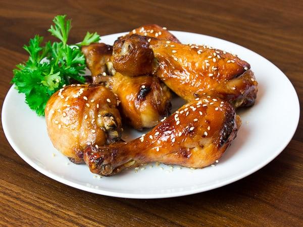 Honey Garlic Marinade-7