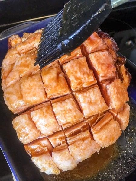 How to Cook a Smoked Picnic Ham Pork Shoulder
