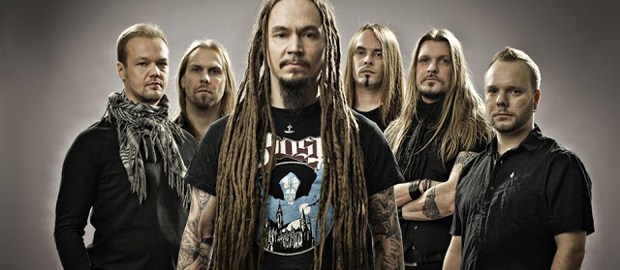 Amorphis release lyric video