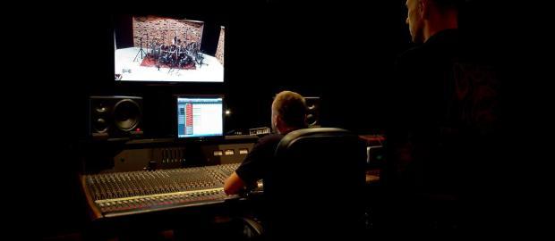 BEHEMOTH updates from the studio