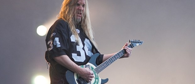 SLAYER Jeff Hanneman passed away