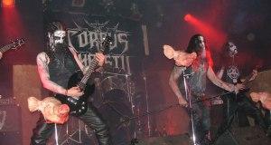 CORPUS CHRISTII added to UTBS band bill
