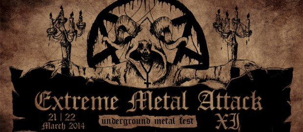 EXTREME METAL ATTACK: recent announcements
