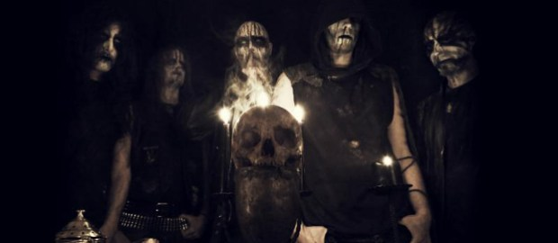 "ENTHRONED stream new song ""The Edge Of Agony"""