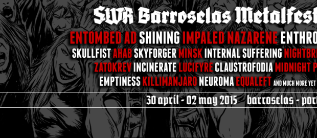 SWR Barroselas Metalfest – More bands confirmed