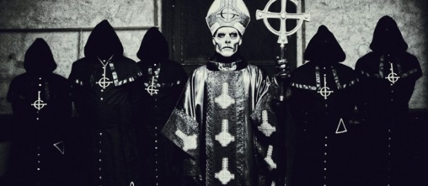 GHOST are working on a new album