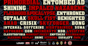 SWR BARROSELAS METALFEST – Band billing closed for stages 1 and 2