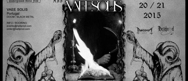 VAEE SOLIS closes Extreme Metal Attack band bill