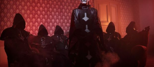 "Ghost stream new song ""Cirice"""