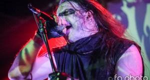 Report: Satanic Warmaster + InThyFlesh + Dolentia + Nevoa @ Hard Club