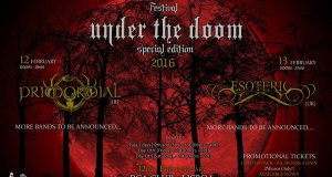UNDER THE DOOM FESTIVAL – First bands announced