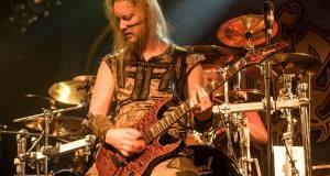Report: Ensiferum + Cruz de Ferro @ Paradise Garage