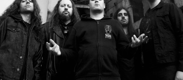 DESTROYERS OF ALL sign with Mosher Records