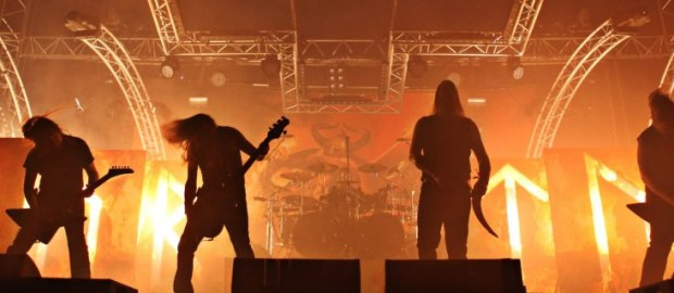 "AMON AMARTH releases video for ""First Kill"""