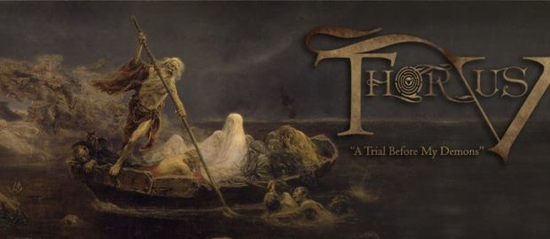 "THORVUS release lyric video for ""A Trial Before My Demons"""