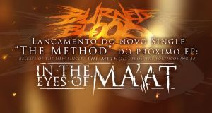 "BURNED BLOOD present lyric video for ""The Method"""
