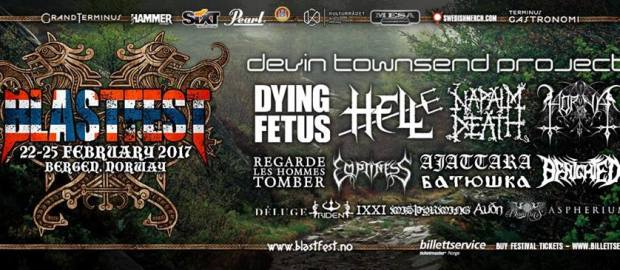 BLASTFEST 2017 – First bands of the line up revealed