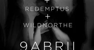 Preview: SINISTRO + REDEMPTUS +WILDNORTHE @ Cave 45