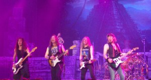 Report: Iron Maiden + The Raven Age @ Meo Arena