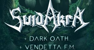 Preview: Suidakra Warm Up Vagos Metal Fest