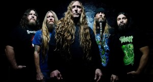 "Obituary premier new track ""Sentence Day"""