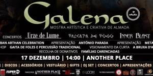 Report Galena III: Inner Blast + Falcatra de Fogo + Urze de Lume