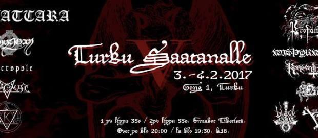 Preview: Turku Saatanalle V