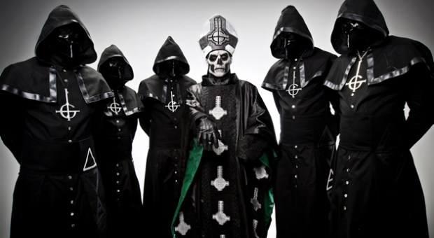 Ghost reveal details about upcoming album