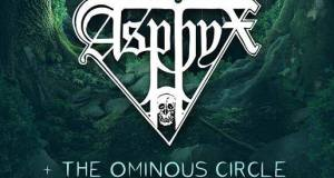 Preview: Asphyx + The Ominous Circle + Besta – May 27th at RCA Lisboa
