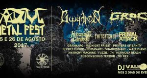 ADM Metal Fest announce final line-up