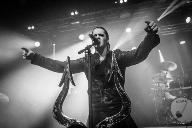 Satyricon-live