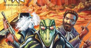 RAPTOR KING – Dinocalypse