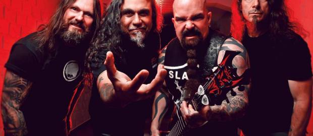 Preview: Slayer @ Coliseu Lisbon June 5th