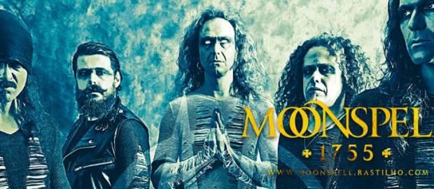 "Moonspell premieres ""Todos Os Santos"" track"
