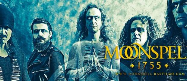 "Moonspell premieres ""Todos Os Santos"" track"