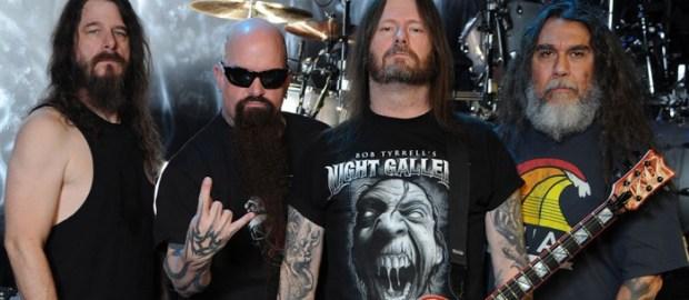Slayer announces a farewell tour