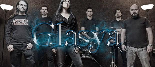"Glasya release new video ""Heaven's Demise"""