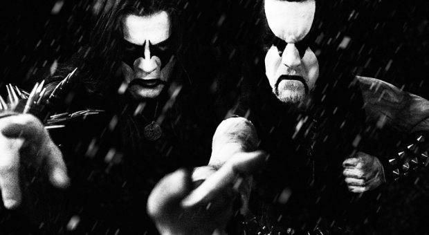 Immortal finished recording the new album