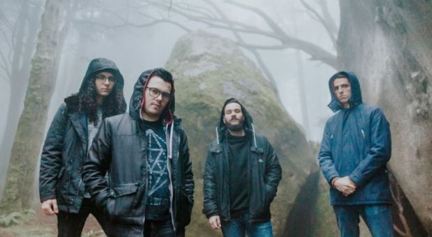 The Voynich Code support The Faceless Euro tour