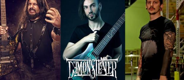 """Demonstealer stream new song """"The Human Pestilence"""""""