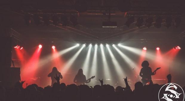 Report: Dark Tranquillity + Equilibrium + Miracle Flair @ Hellraiser, Leipzig