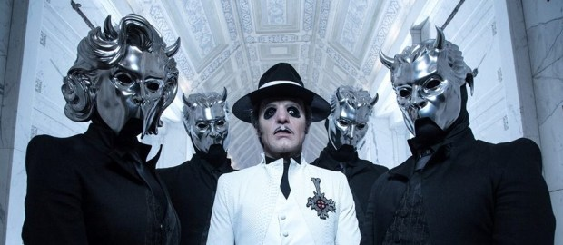 "Ghost premiere new video ""Rats"""