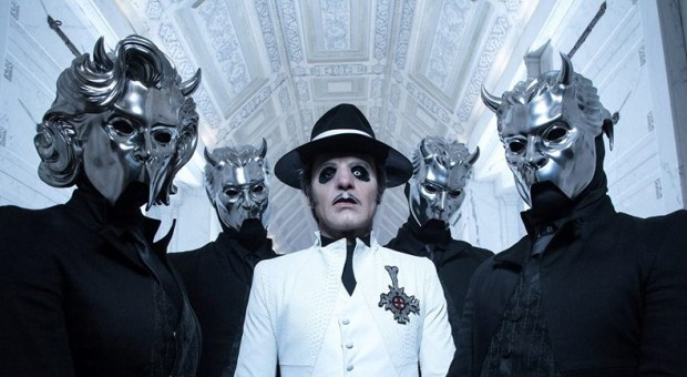 """Ghost premiere new video """"Rats"""""""