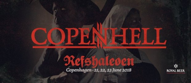 Preview: Copenhell 2018