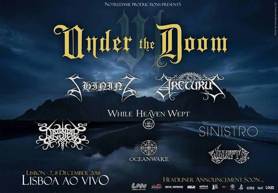 under the doom